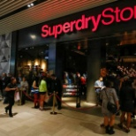 Pacific Brands photo: Superdry store
