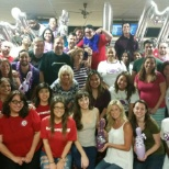 Mattress Firm photo: Pancreatic cancer fundraiser!