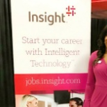 Insight Enterprises, Inc. photo: Career fair in Conway