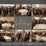 Holiday Brunch 2018