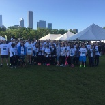 2017 Chicago Chase Corporate Challenge