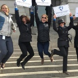 Jefferson Center for Mental Health photo: Employees celebrate Colorado Gives Day