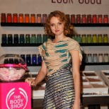 "Lily Cole for The Body Shop ""Beauty With Heart"" campaign (via audiovisualjunkie on Flickr)"