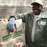 City Harvest photo: Apples for everyone