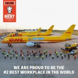 DHL Express Best Place to Work