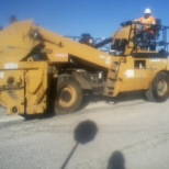 Gatesville,Tx. County road resurfacing
