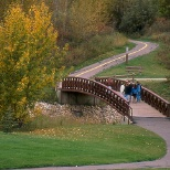 City of Grande Prairie photo: Muskoseepi Park Trail