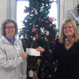 Beaver Dam Branch Office 2013 Donation to the Dodge County Food Pantry