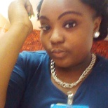 on break at wrk