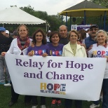 Relay for Hope and Change Event
