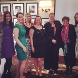 From the Women at CEB launch in Chicago, 2015