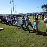 Accredited Debt Relief photo: Tug of War competition!  We know how to have fun!