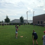 CTEH photo: Task team event to bring employees together - wiffle ball tournament
