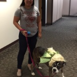 Bring your dog to work day, Halloween edition