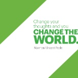 Changing the world - making it a better place to work in.