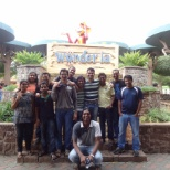 Mindtree photo: Team Outing