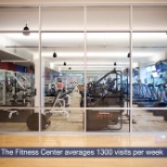 General Mills photo: Headquarters Fitness Center