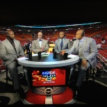 Turner photo: NBA on TNT remote table design