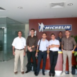 Michelin photo: my first day on 2012