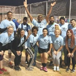 HealthTrust Workforce Solutions photo: Introducing the 2017 HWS kickball team!
