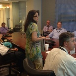 Frequent all-hands webinars help us keep our nationwide team updated on recent developments.