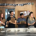 photo of Harris + Hoole, Judges at our annual Hoolympics (coffee championship)