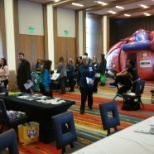 Rivers Casino photo: Our 2017 Team Member Health Fair with No Cost Biometric screenings.