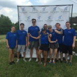 Our Atlanta Consulting team playing kickball!