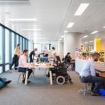 photo of PwC, PwC Australia - Fun space