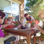 Community LIFE photo: Gardening Activity