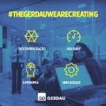 #thegerdauwearecreating