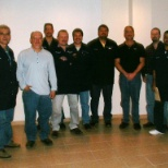 My 1st MM1 class I taught in Mexico...