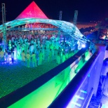 Power's White Party set a new benchmark for company dance parties.