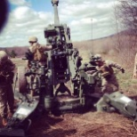 Operation of the M777 Howitzer Cannon