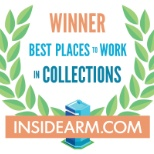 Best Places to Work in Collections 2009-Present
