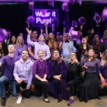 photo of Macquarie Group Limited, Wear it Purple Day 2019
