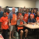 The Home Depot photo: Naples volunteers after hurricane irma