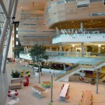 Communications Security Establishment photo: Building design fosters innovation and collaboration