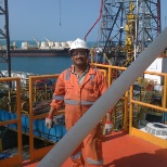 Gulf Drilling International photo: For mantanence
