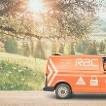RAC photo: Always there to rescue you!