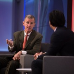 Power Home Remodeling photo: General Stan McChrystal joins Co-CEO Asher Raphael to discuss his experience in the Armed Forces.
