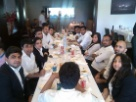 Lunch party for top performers