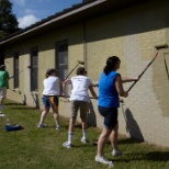 Pier 1 Imports photo: Pier 1 Imports associates participate in United Way National Day of Caring