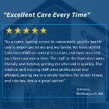Excellent and compassionate care provided at each of our locations.