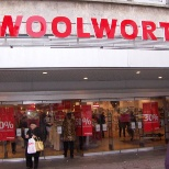 Woolworth-Filiale