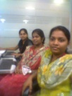 with my colleagues