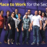 For the 2nd year in a row, we were voted the #1 Best Place to Work in Phoenix!