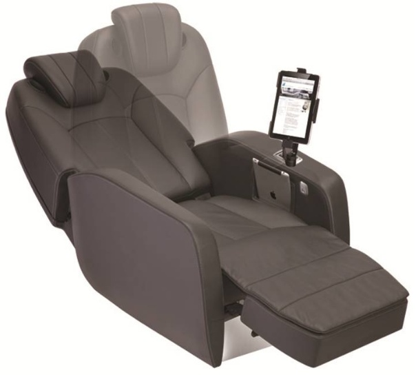 Business Jet Seat