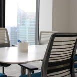 Meeting room at head office
