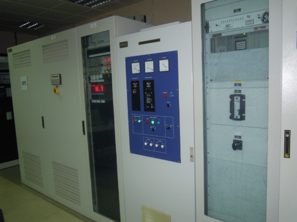 Generator Excitation (Panel (GEP) Generator Protection Panel (GPP) and Generator Conrol Panel (GCP)
